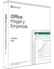 Microsoft Office Hogar y Empresa 2019