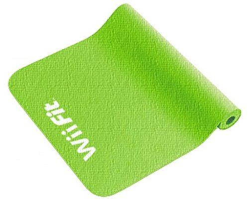 Nintendo Wii Fit Game, Balance Board + Yoga Mat (Japan Import) - Nintendo Wii Fit Mat
