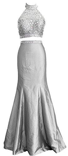 maniche linea Senza MACloth Donna ad Silver a Vestito R5q5Xwz