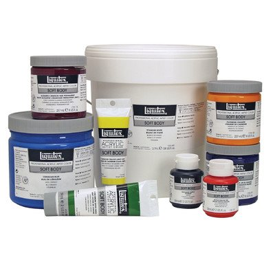 Liquitex 2002238 2 oz Soft Body Professional Acrylic Paint C