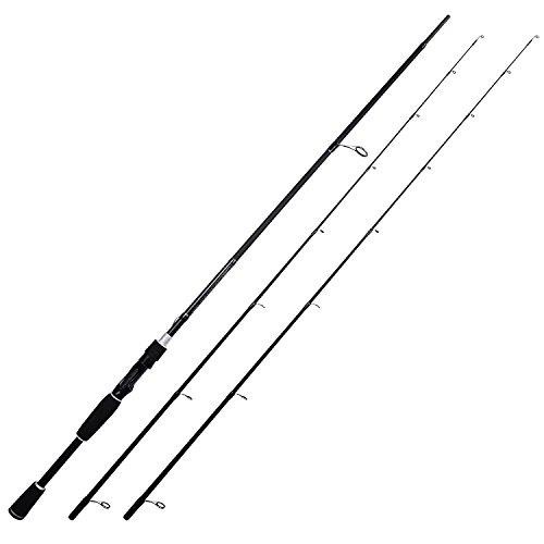 Rods Kayak Casting (KastKing Perigee II Fishing Rods - Fuji O-ring Line Guides, 24 Ton Carbon Fiber Casting and Spinning Rods - Two Piece Twin-Tip Rods and One Piece Rods)