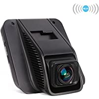 Dash Cam, Full HD 1080P 170 Degree Super Wide Angle Car Driving Video Recorder with 2.36 IPS Screen, G-Sensor, Motion Detection etc