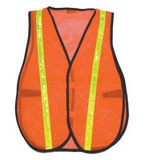 Safety Depot Reflective Safety Vest 8018c Economy One Size Fits Most Economy Kayak