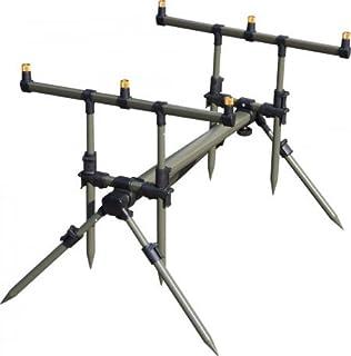 Nash Globetrotter Pod 3 Rod T2712 Rodpod Rod Pod Rutenhalter Rutenst/änder Rutenst/ütze