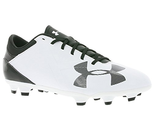 UNDER ARMOUR Spotlight DL FG Chaussures Football Blanc 1272302 100