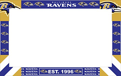 NFL Baltimore Ravens Big Game TV Frame