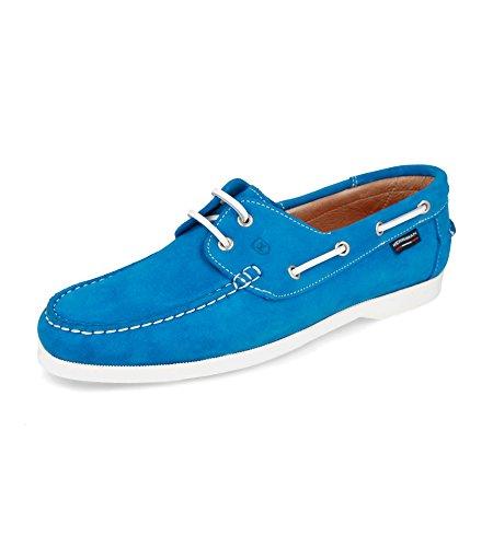 azulón de Azulon Náutico Color KERRIMAN Hombre Piel 42 vOxTq