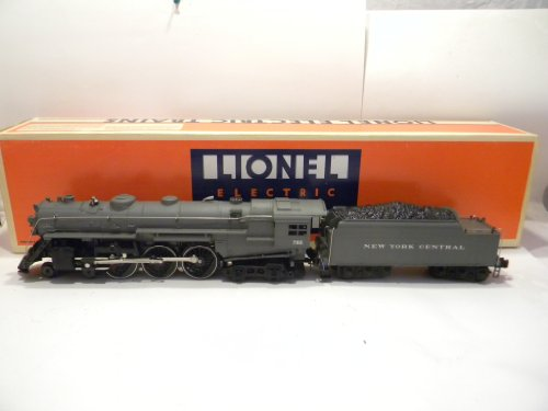 Lionel 18002 (785) New York Central 4-6-4 Hudson Steam Engine 1/4 Inch Scale 773 Type Hudson O Gauge - Steam Hudson Engine