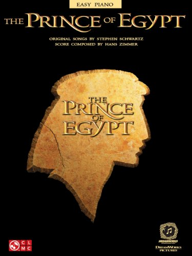 The Prince of Egypt Songbook