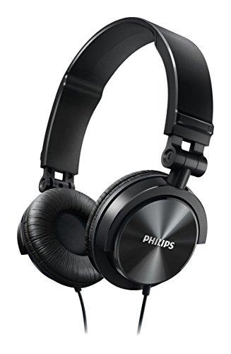 PHILIPS Headphone, Full-Size – Black