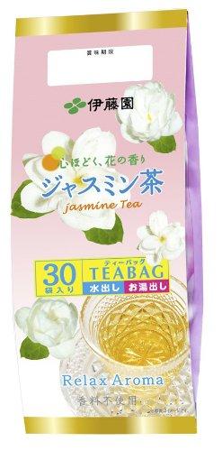 伊藤園 ジャスミン茶 ティーバッグ 30袋