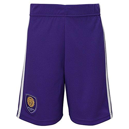 MLS Infant Orlando City SC Boy's Primary Replica Shorts, Purple, 12 Months