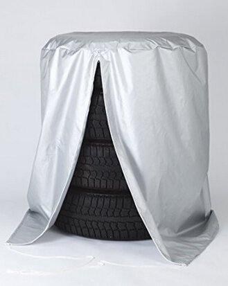 UPC 714250607222, Runytek GM Tire Dust-proof Cover Protective Cover Spare Tire Storage Bag (Fits up to 32 inches Diameter Tires)