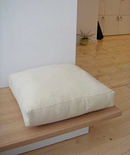 Wool-Filled Couch Cushion / 4