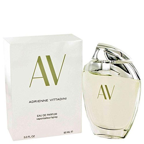 (AV by Adrienne Vittadini Eau De Parfum Spray 3 oz for Women - 100% Authentic)
