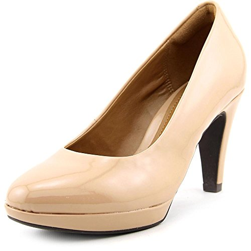 b104755145 Clarks Women's Brier Dolly Dress Pump, Nude Synthetic, 10 M US - Buy Online  in Oman. | Shoes Products in Oman - See Prices, Reviews and Free Delivery  in ...
