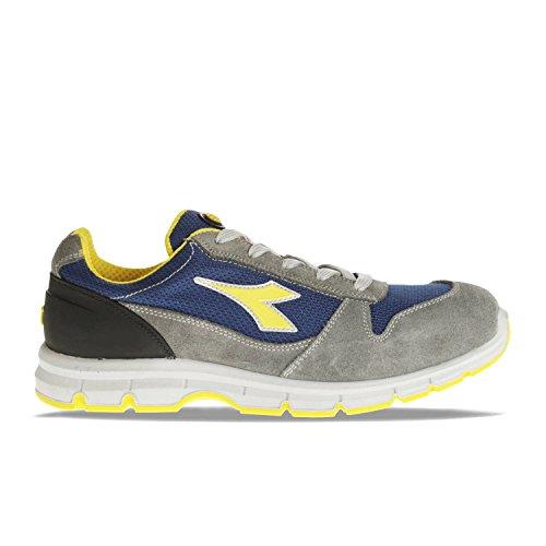 Diadora Run Textile Low S1p, Chaussures de Travail Mixte Adulte 11
