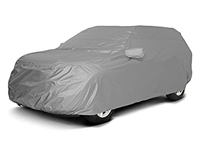 Xtrashield CarsCover Custom Fit 2010-2018 BMW X5 SUV Car Cover Gray Covers