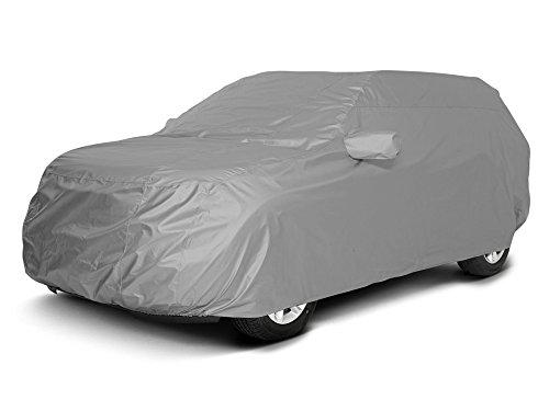 (Xtrashield Custom Fit 2010-2019 Toyota 4Runner SUV Car Cover Gray Covers )