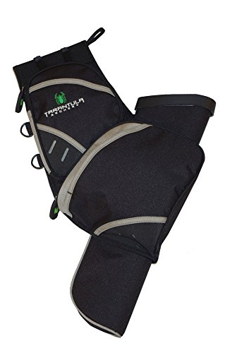 - Sportsman's Outdoor Products Tarantula Deluxe Target Quiver RH Black