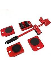 Brastoy Kit com 5 rodas móveis para troca de móveis grandes