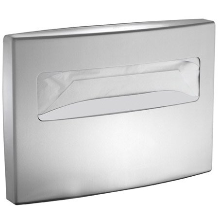 Surface Mounted Toilet Seat Cover - ASI 20477-SM, Roval(TM) Surface Mounted Toilet Seat Cover Dispenser