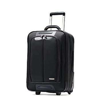 Samsonite Premier 21 Inch Upright Compressor Luggage, Black, One Size