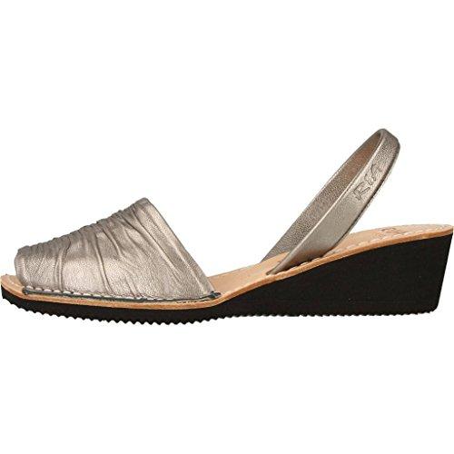 ria menorca Sandalen/Sandaletten, Color Silber, Marca, Modelo Sandalen/Sandaletten 22022 Silber