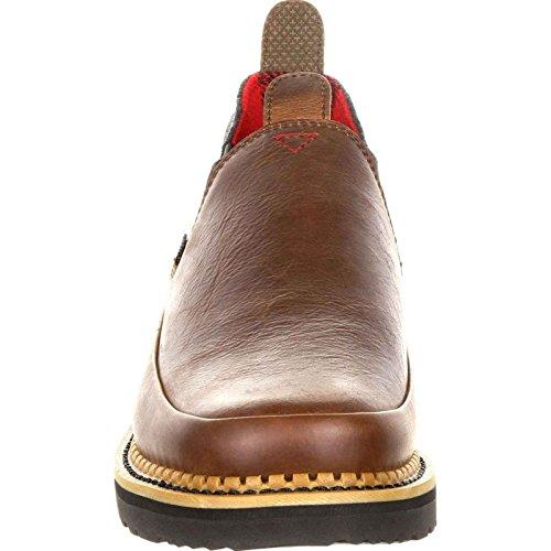 Georgia Boot Heren Pendleton Romeo Bruin / Donkergrijs
