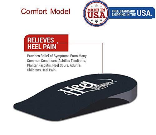 Heel Cup for Heel Pain - Plantar Fasciitis - Achilles Tendon - Heel Pain Relief