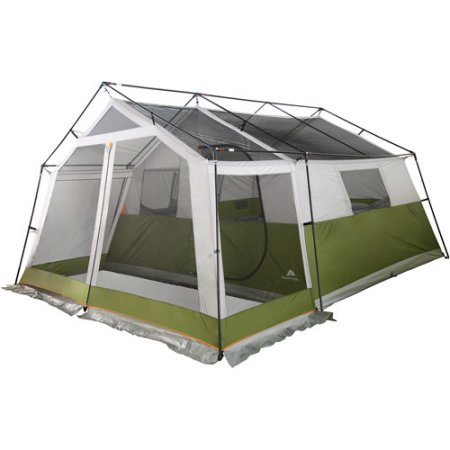 Ozark-Trail-10-Person-Family-Cabin-Tent-with-Screen-Porch-Open-Air-Living-Space-Storage-Pockets-and-Hanging-Corner-Shelf