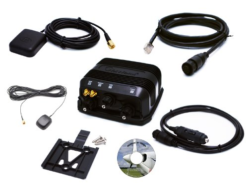 Station Software Receiver (WxWorx ASWWR10E WR-10 XM WX Weather Data Receiver Bundle with Ethernet and WxWorx on Wings Software (Aviation))