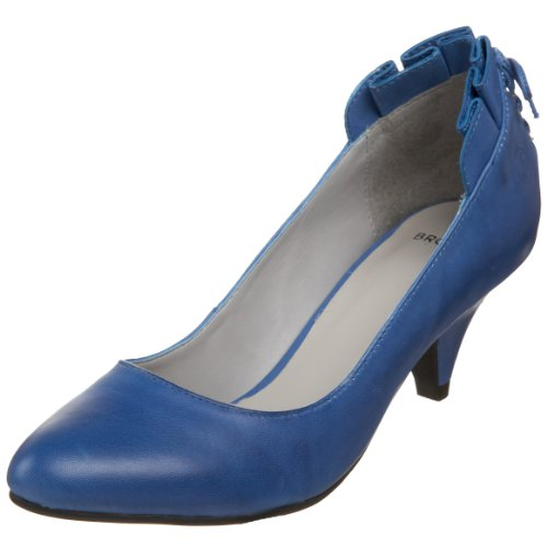 (Bronx Women's Spaysh Us Pump,Ocean/Toffy Leather,40 M EU / 9 B(M))