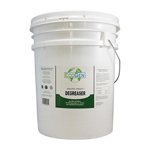 EcoGen ECOHDD-B  Industrial Degreaser, Unscented, 5 Gallon Bucket