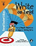 Write on Target Grade 6, Yolande Grizinski, 1592301568