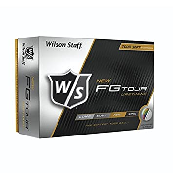 2015 Wilson Staff FG Tour Soft Urethane Golf Balls