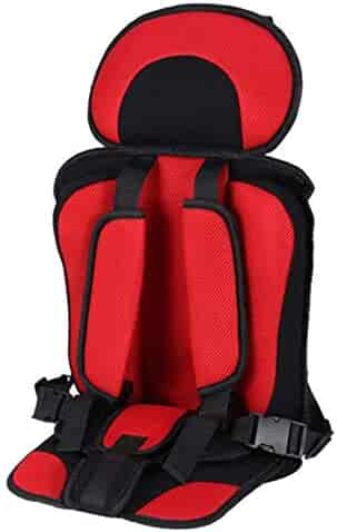 My Hope New Safety Baby Car Seat Red Color Infant Child Baby Toddler Carrier Cushion 9 Months 5 Years