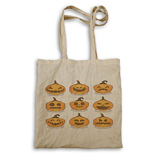 Kürbis Halloween Tragetasche q399r