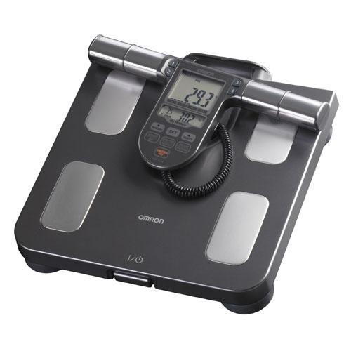 Full Body Sensor Monitor - Omron Healthcare HBF-514C Full Body Sensor w Scale