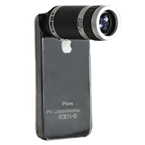 Objetivo Zoom 6 x para iPhone 4 y 4S
