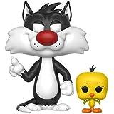 FUNKO POP! ANIMATION: Looney Tunes - Sylvester & Tweety