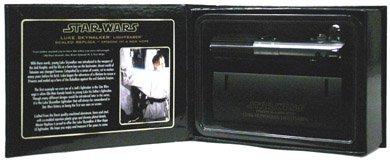 Star Wars Luke Skywalker Episode 4 Mini .45 Lightsaber