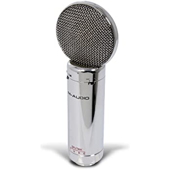 M-Audio Sputnik Multi-Pattern Large Diaphragm Vacuum Tube Condenser Microphone