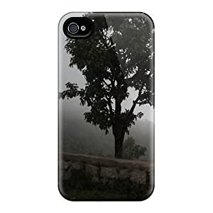 Durable Nature2 Back Case/cover For Iphone 4/4s