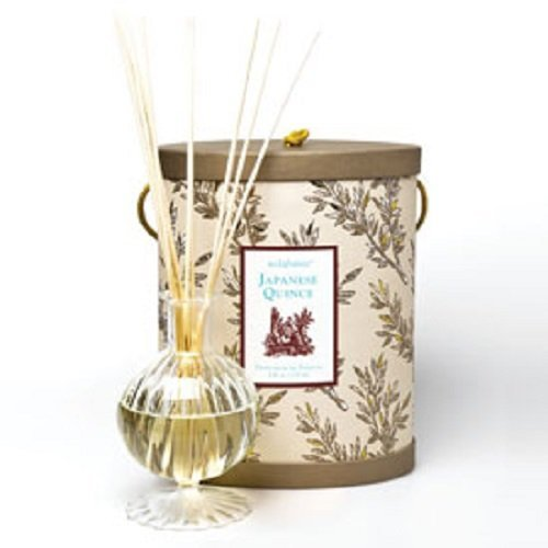 Seda France Reed Diffuser - Japanese Quince 8 ounces by Seda (Seda France Japanese Quince Diffuser)