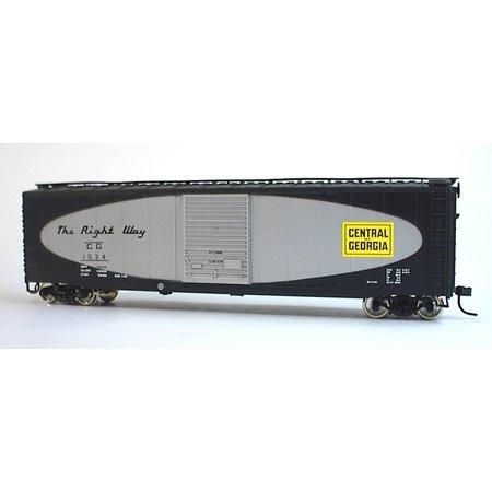 HO RTR 50' AAR Steel Box CofG ACU82080