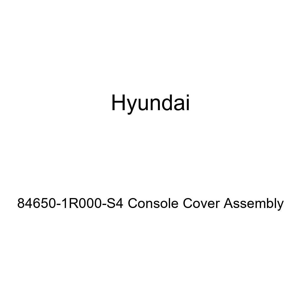Genuine Hyundai 84650-1R000-S4 Console Cover Assembly
