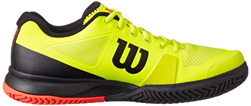 Fiery Yellow Mens Coral Safety Rush Pro Wilson 2 Black 5 Sv8Pfqn