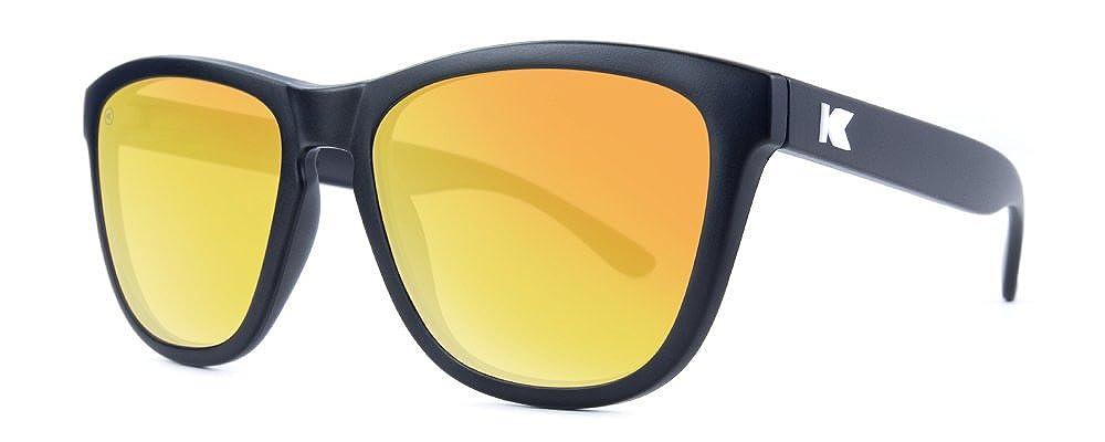 Gafas de sol Knockaround Premium Black / Sunset Polarizadas ...