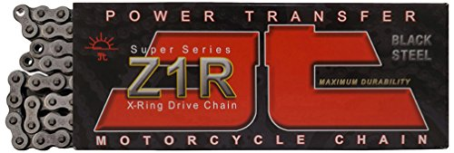 JT Sprockets JTC520Z1R120RL Steel 120-Link Super Heavy Duty X-Ring Drive Chain (520 Z1R)